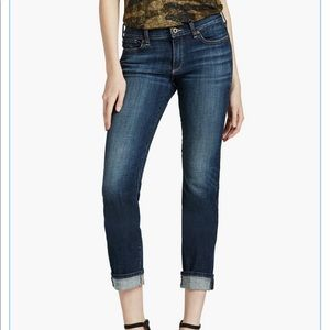 Lucky Brand Sweet Crop Denim Capri Jeans 6/28